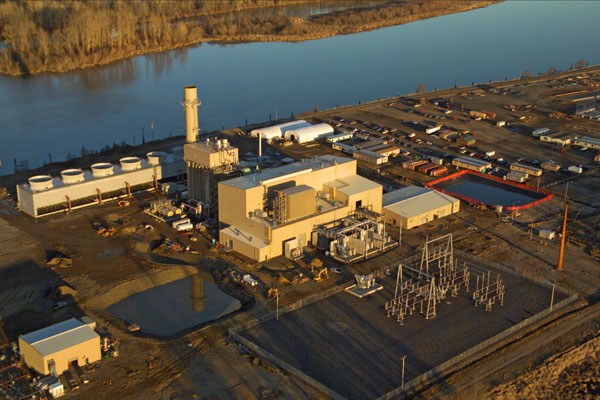 Oregon Utility Weighs Gas Power Options as Coal Exports Loom