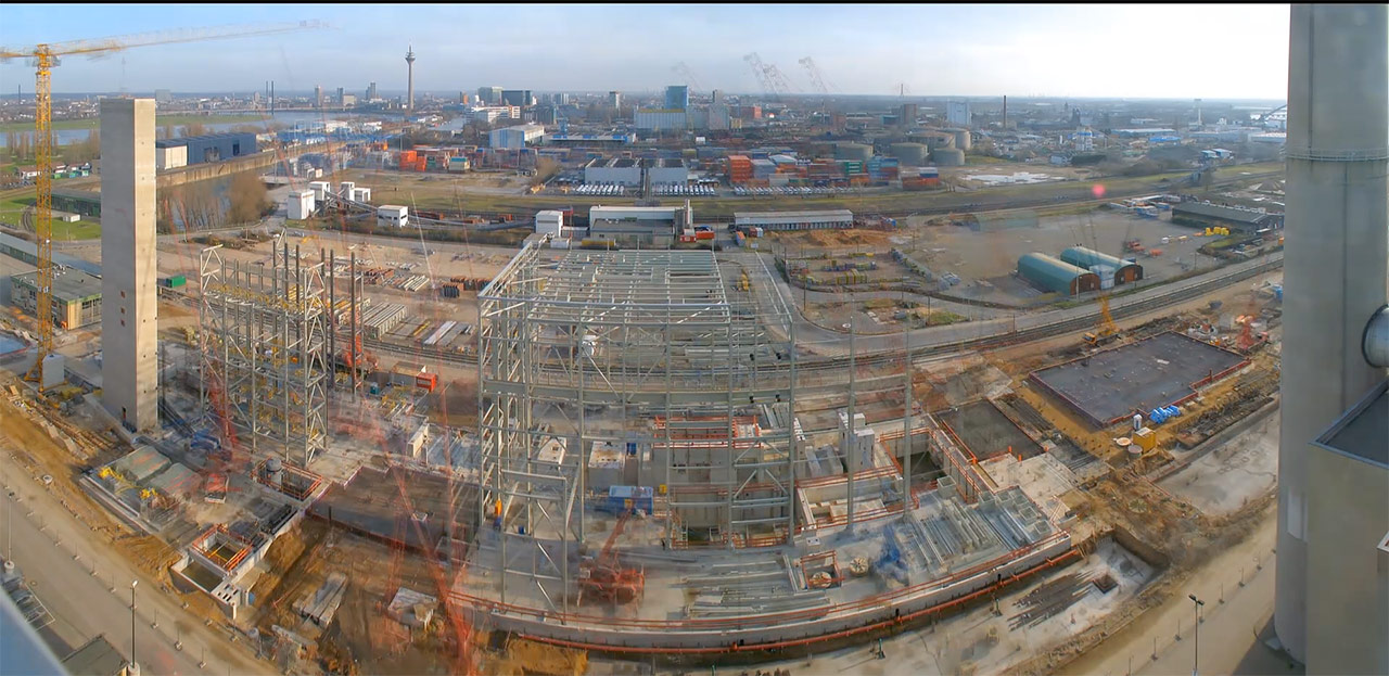 2016 Power Plant Of The Year Award Layout Fire Red Dsseldorfs New Block Fortuna At Lausward Owned By Municipal Utility Stadtwerke Dsseldorf Is Setting Records And Giving Germanys