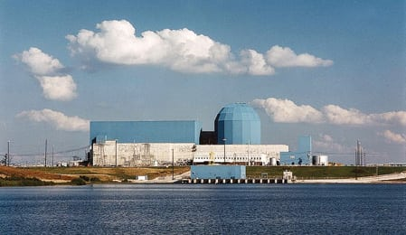 1.	Double your pleasure. This March, the Nuclear Regulatory Commission approved Exelon Corp.'s application for an early license for a single reactor at an existing company site in Clinton, Ill. Courtesy: Exelon Corp.