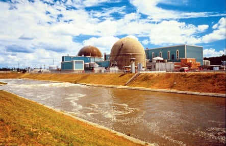 1.	Virginia is for nuke lovers. Dominion has applied for a combined construction and operating license for a third unit at its North Anna nuclear facility in Virginia. Courtesy: Dominion
