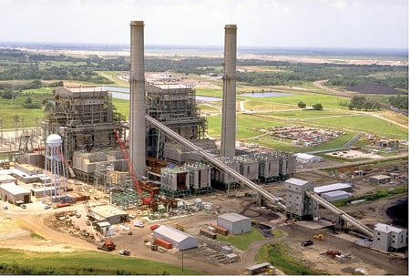 Big Brown was the first large-scale, lignite-fueled power plant for Luminant and the state of Texas. It has two supercritical units with a total capacity of 1,190 MW (net). Units 1 and 2 are identically rated at 595 MW, powered by a Combustion Engineering (now Alstom Power) boiler and a Westinghouse turbine-generator. Unit 1 began commercial service in 1971; Unit 2 followed a year later. Big Brown was the PRB Coal Users' Group (PRBCUG) 2008 Plant of the Year.