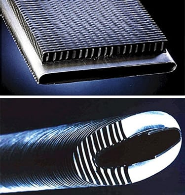 finned tube design