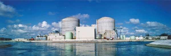 St Lucie Nuclear Generating Station Unit 2 Hutchinson Island Florida