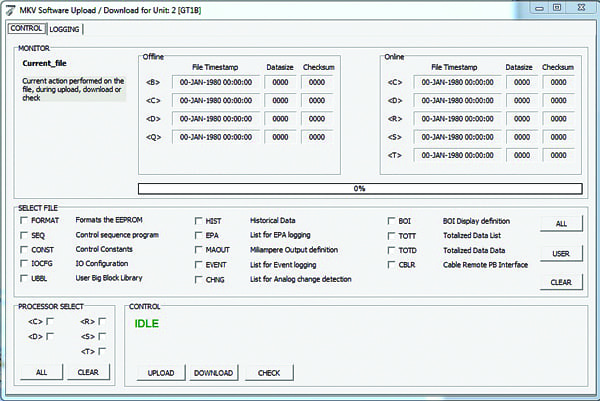 2.Backwards compatible. The new software suite has an integrated EEPROM download tool. Courtesy: TTS