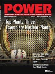 POWER November 2013 cover