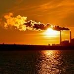 vedøre power plant in the sunset taken from Kalvebod brygge. Courtesy: Martini DK