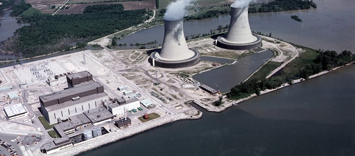 Fermi 2 Nuclear Power Plant