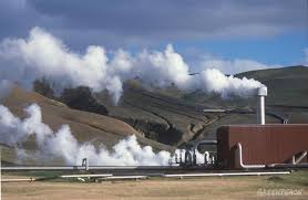 Geothermal energy is plentiful in Iceland