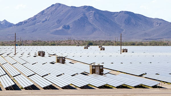 First Solar - Agua Caliente - Arizona