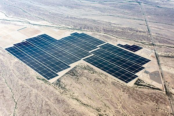 First Solar~Agua Caliente, Yuma, AZ
