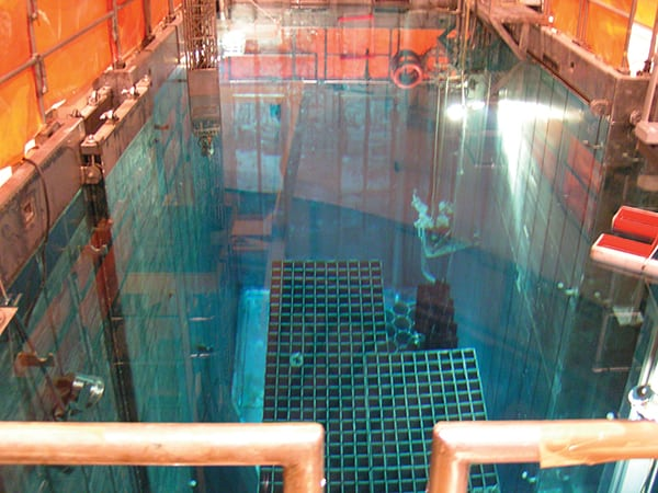 Dry cask storage booming for spent nuclear fuel for Pool design reactor