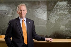 Bill Johnson, president and CEO, Tennessee Valley Authority. Courtesy: TVA