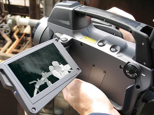 Optical Gas Imaging Camera Offers Hydrogen Leak Detection Solution