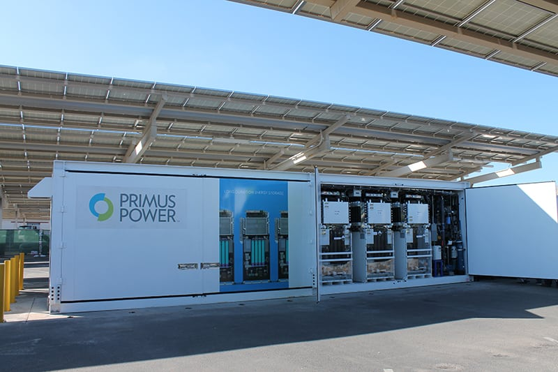 energy storage policy