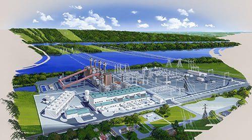 Sunbury Power Plant