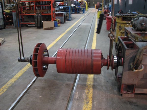 motor and transformer maintenance