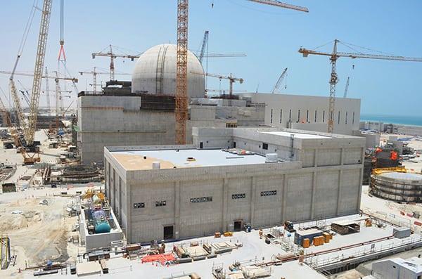 Barakah site update photos as of May 2015. for more info : arun.girija@enec.gov.ae