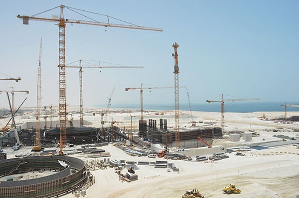 Barakah site update photos as of May 2015. for more info : arun.girija@enec.gov.ae