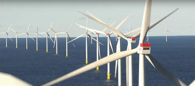 Anholt offshore wind farm