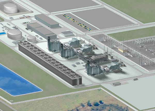 Okeechobee Clean Energy Center