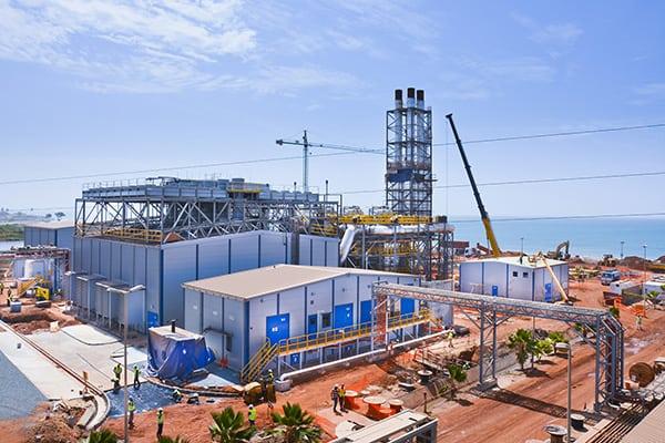 Wärtsilä Flexicycle power plant inaugurated in Senegal