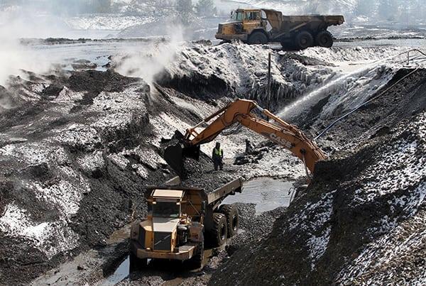 Coal Refuse
