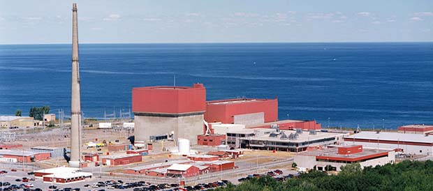 New York nuclear plant