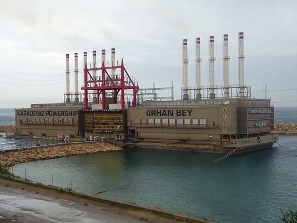 """Karadeniz Powership """"Orhan Bey"""""""