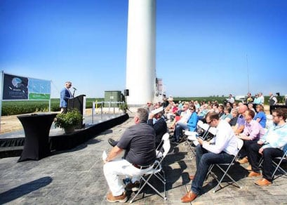 Stock_Amazon wind farm Fowler Ridge_Pattern Energy