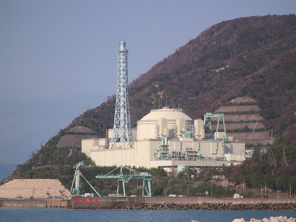 Japan's troubled Monju breeder reactor may be decommissioned after a government agency estimated a restart could cost . Courtesy: Nife/Wikipedia