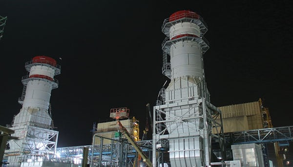 Attaqa Power Plant