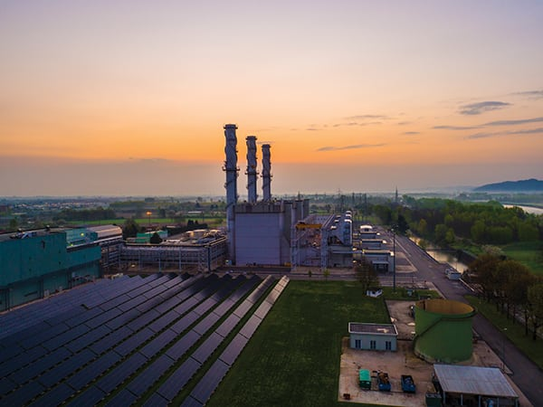 Chivasso Combined Cycle Power Plant