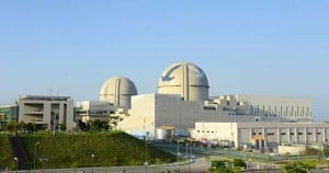 Korea Hydro and Nuclear Power Co. (KHNP) in January 2016 put the Shin Kori 3 nuclear reactor online, though it has not yet gone commercial; Shin Kori 4 is expected to start up next year. Although many more APR1400 reactors are under construction, this is the first one connected to the grid. Courtesy: KHNP