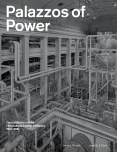 Cover art: Schuylkill Station A-2 turbine hall