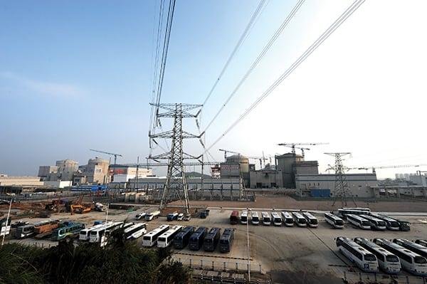 Ningde Nuclear Power Plant