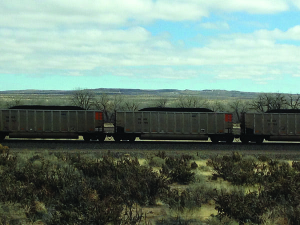 1.Choo, choo! For some generators, the cost of rail transportation exceeds the cost of the coal itself, and contracts can include penalties for plants that miss delivery targets. Courtesy: Gail Reitenbach