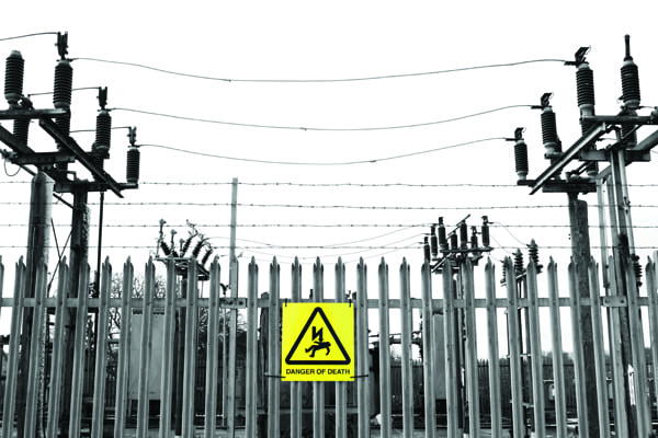 4.Remote access made easy. Physical access to power plant and substation areas must be restricted for safety and security reasons, but authorized workers must be allowed entry when required. New electro-mechanical locking systems are one viable solution. Courtesy: Abloy UK.