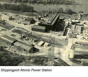 Shippingport Atomic Power Station_Westinghouse