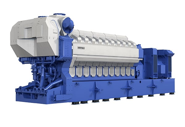 The Wärtsilä 32TS engine is well optimised for extreme ambient conditions: it maintains very high efficiency in high altitudes and hot temperatures.