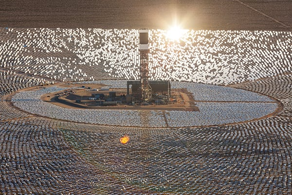"<strong>2014—<a href=""https://www.powermag.com/ivanpah-solar-electric-generating-system-earns-powers-highest-honor/"">Ivanpah Solar Electric Generating Station</a></strong> <br><br> The era of Big Solar has arrived, and at the moment there are none bigger than Ivanpah. For overcoming numerous obstacles to build the world's largest solar thermal plant, the Ivanpah Solar Electric Generating System is awarded POWER's 2014 Plant of the Year Award."