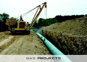 This is gas pipeline infrastructure (courtesy of FERC)