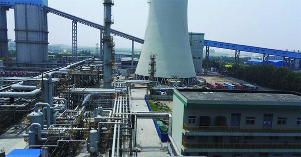Figure 3_ Huaneng Tianjin IGCC