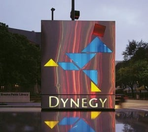 Dynegy, based in Houston, Texas, has both sold and acquired several power plants in numerous deals over the past few months. Courtesy: Dynegy