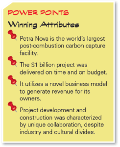 Petra Nova winning attributes