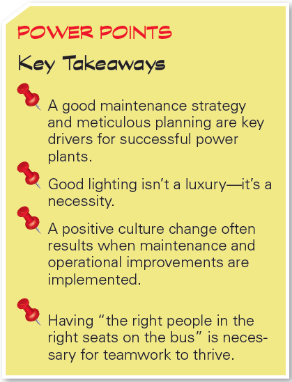 Plant Scherer Key Takeaways