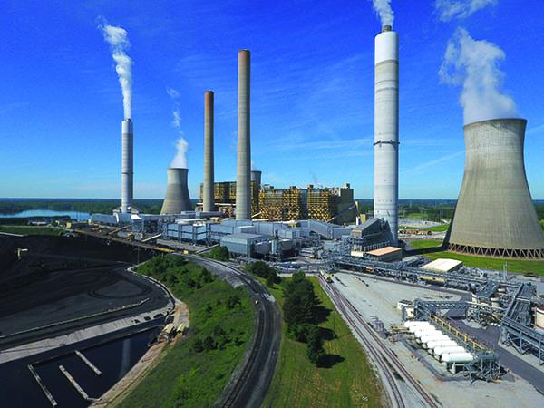 Plant Scherer Georgia Power coal plant.JPG