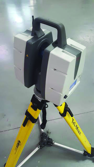Fig 1_Leica high definition scanning equipment