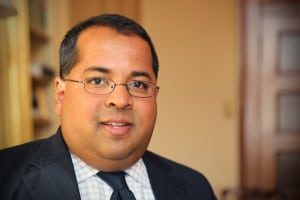Neil Chatterjee, acting chairman of FERC, says he is ready to implement an interim plan to help struggling coal and nuclear plants. Courtesy: FERC