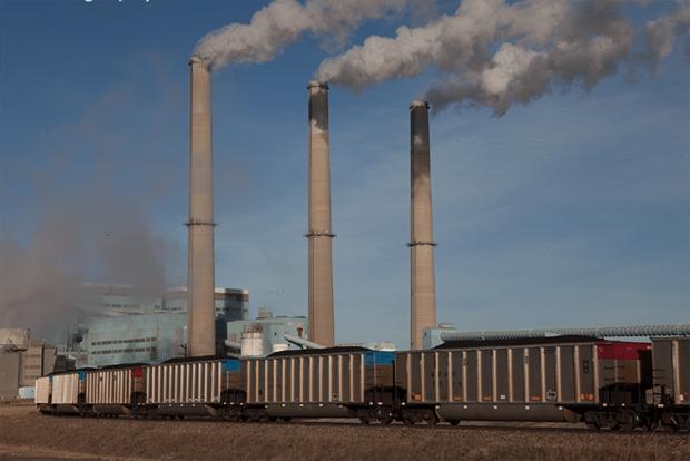 Laramie River Station coal power plant Source: LMB Photography