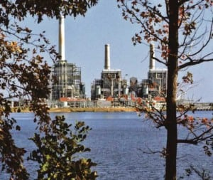 Luminant's Monticello power plant in Titus County, Texas, is scheduled to close in 2018. Courtesy: Luminant